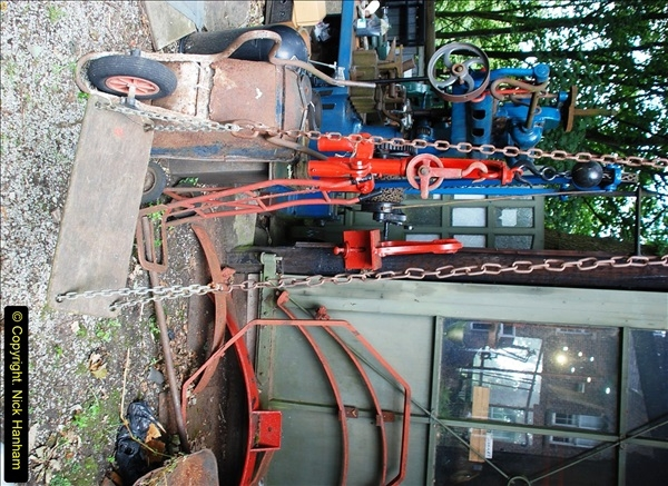 2016-08-06 At the Fred Dibnah Heritage Centre, Bolton, Lancashire.  (121)474