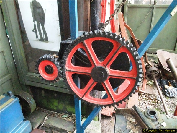 2016-08-06 At the Fred Dibnah Heritage Centre, Bolton, Lancashire.  (124)477