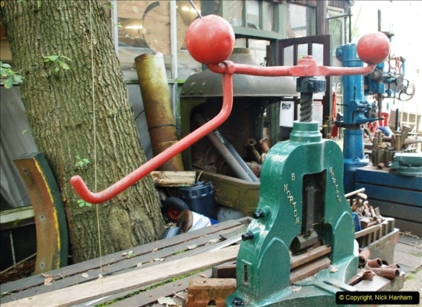 2016-08-06 At the Fred Dibnah Heritage Centre, Bolton, Lancashire.  (126)479