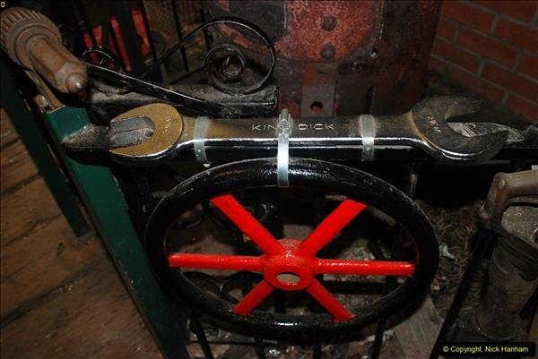 2016-08-06 At the Fred Dibnah Heritage Centre, Bolton, Lancashire.  (143)496