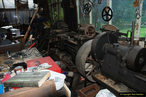 2016-08-06 At the Fred Dibnah Heritage Centre, Bolton, Lancashire.  (144)497