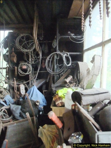 2016-08-06 At the Fred Dibnah Heritage Centre, Bolton, Lancashire.  (152)505