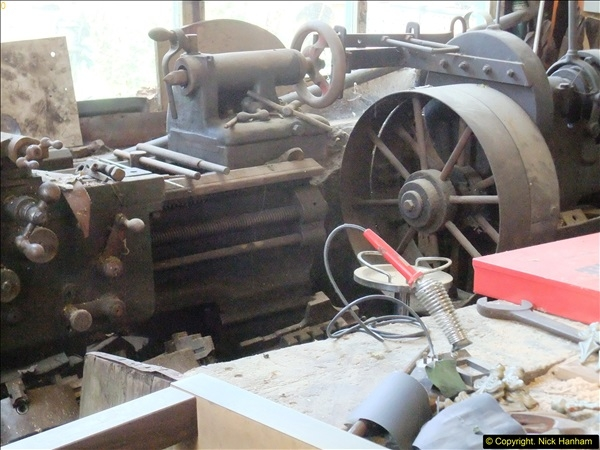 2016-08-06 At the Fred Dibnah Heritage Centre, Bolton, Lancashire.  (155)508