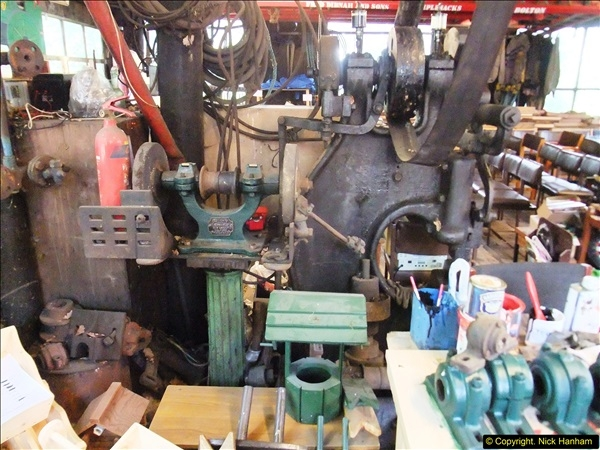 2016-08-06 At the Fred Dibnah Heritage Centre, Bolton, Lancashire.  (156)509