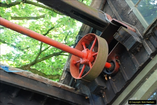 2016-08-06 At the Fred Dibnah Heritage Centre, Bolton, Lancashire.  (168)521