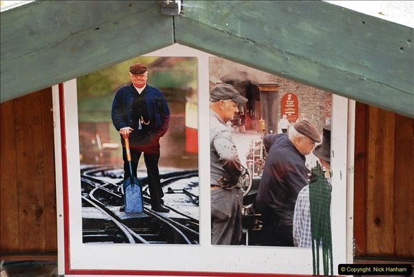 2016-08-06 At the Fred Dibnah Heritage Centre, Bolton, Lancashire.  (183)536
