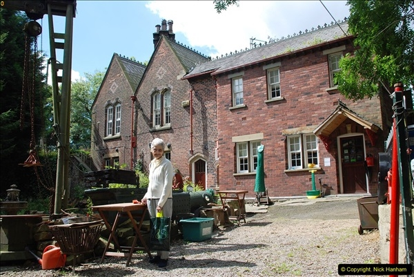 2016-08-06 At the Fred Dibnah Heritage Centre, Bolton, Lancashire.  (184)537
