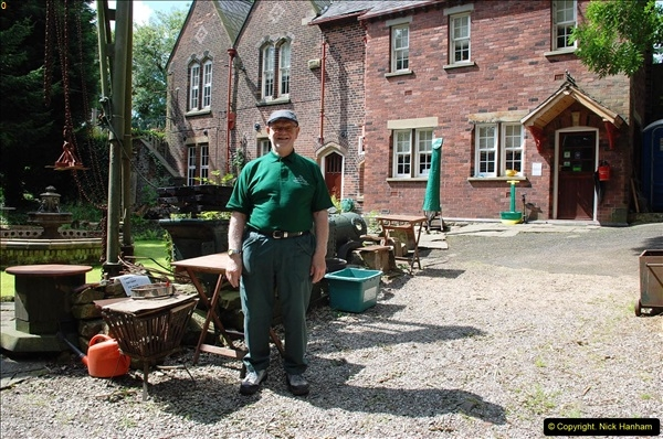 2016-08-06 At the Fred Dibnah Heritage Centre, Bolton, Lancashire.  (185)538