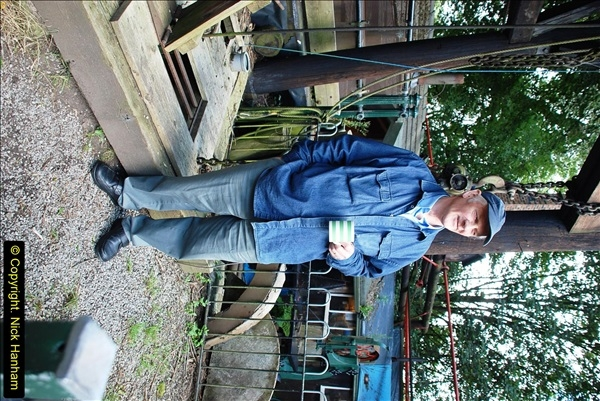 2016-08-06 At the Fred Dibnah Heritage Centre, Bolton, Lancashire.  (186)539