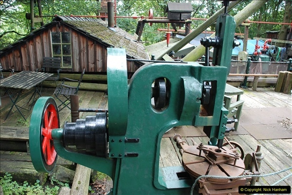 2016-08-06 At the Fred Dibnah Heritage Centre, Bolton, Lancashire.  (40)393