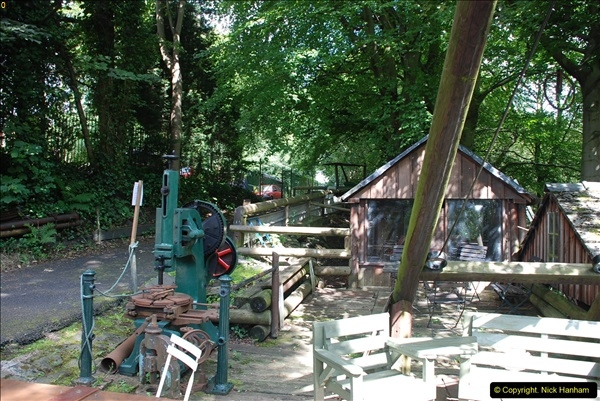 2016-08-06 At the Fred Dibnah Heritage Centre, Bolton, Lancashire.  (42)395