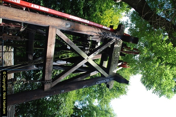 2016-08-06 At the Fred Dibnah Heritage Centre, Bolton, Lancashire.  (48)401