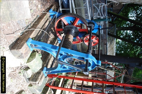 2016-08-06 At the Fred Dibnah Heritage Centre, Bolton, Lancashire.  (59)412