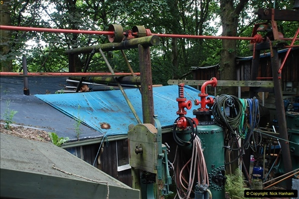 2016-08-06 At the Fred Dibnah Heritage Centre, Bolton, Lancashire.  (69)422
