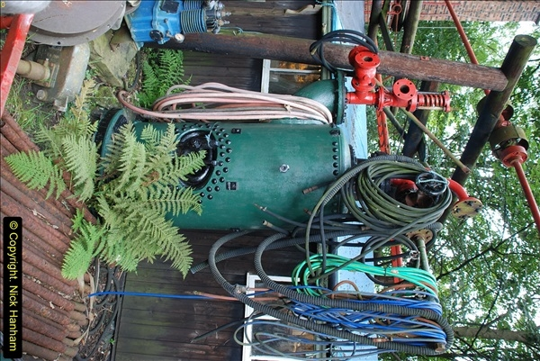 2016-08-06 At the Fred Dibnah Heritage Centre, Bolton, Lancashire.  (72)425