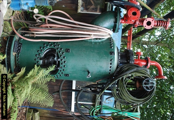 2016-08-06 At the Fred Dibnah Heritage Centre, Bolton, Lancashire.  (73)426