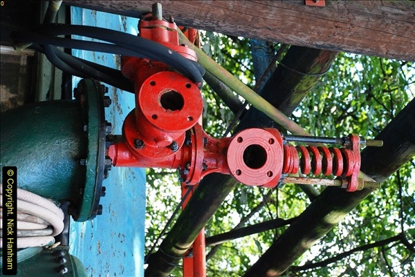 2016-08-06 At the Fred Dibnah Heritage Centre, Bolton, Lancashire.  (74)427