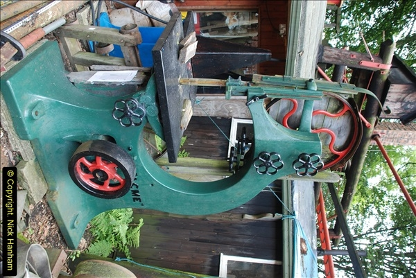 2016-08-06 At the Fred Dibnah Heritage Centre, Bolton, Lancashire.  (78)431