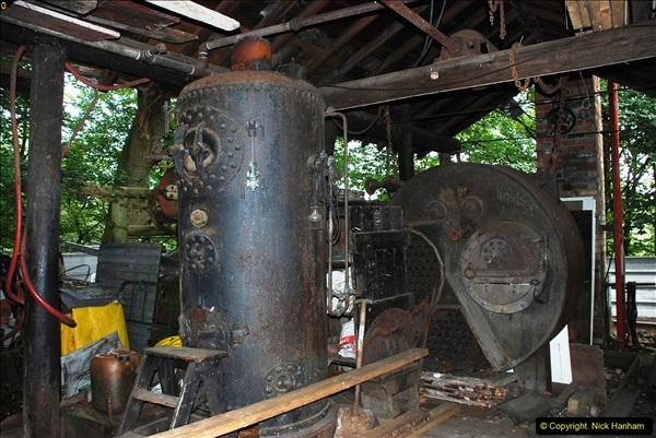 2016-08-06 At the Fred Dibnah Heritage Centre, Bolton, Lancashire.  (84)437