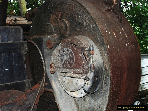 2016-08-06 At the Fred Dibnah Heritage Centre, Bolton, Lancashire.  (86)439