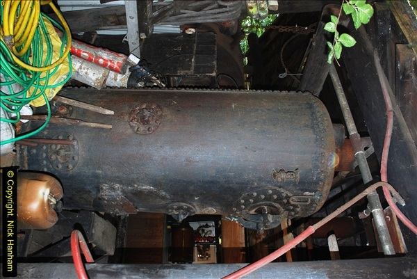 2016-08-06 At the Fred Dibnah Heritage Centre, Bolton, Lancashire.  (90)443