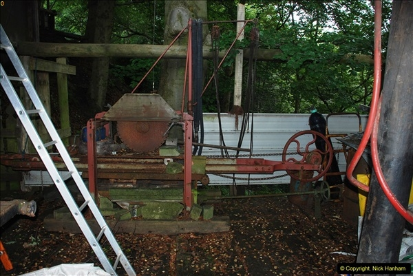 2016-08-06 At the Fred Dibnah Heritage Centre, Bolton, Lancashire.  (97)450