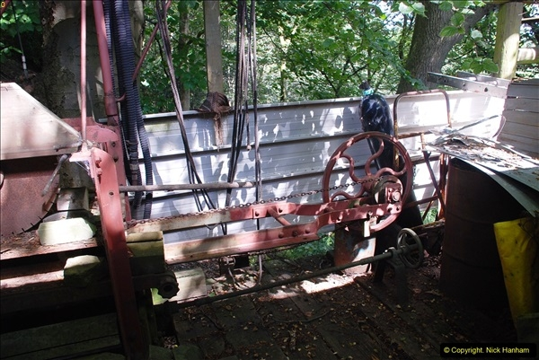 2016-08-06 At the Fred Dibnah Heritage Centre, Bolton, Lancashire.  (99)452