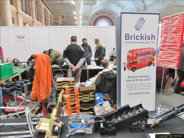 2018-01-21 London Model Engineering Exhibition, Alexandra Palace, London.  (102)102