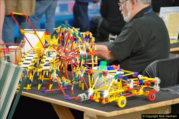 2018-01-21 London Model Engineering Exhibition, Alexandra Palace, London.  (103)103