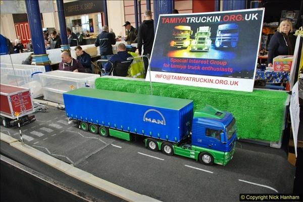 2018-01-21 London Model Engineering Exhibition, Alexandra Palace, London.  (108)108