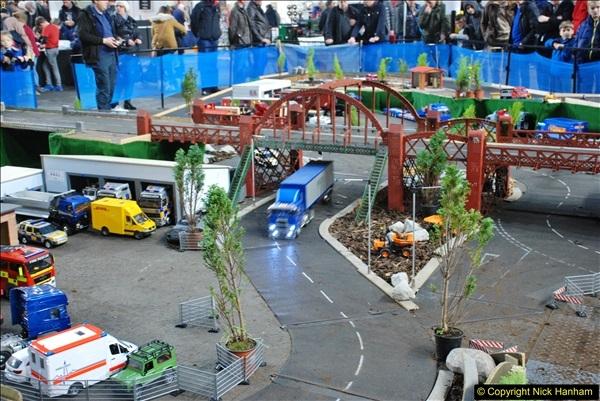 2018-01-21 London Model Engineering Exhibition, Alexandra Palace, London.  (113)113