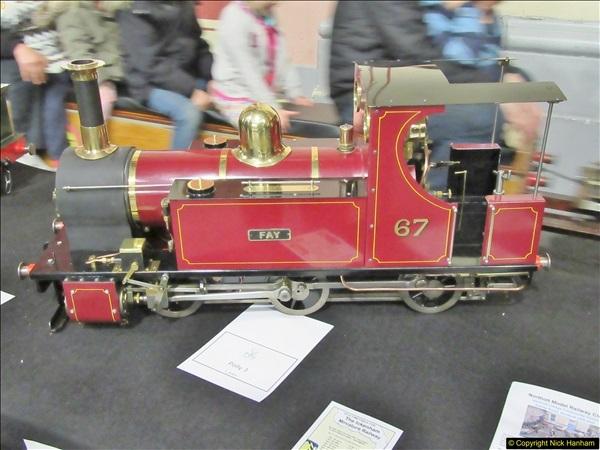 2018-01-21 London Model Engineering Exhibition, Alexandra Palace, London.  (118)118