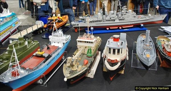 2018-01-21 London Model Engineering Exhibition, Alexandra Palace, London.  (123)123
