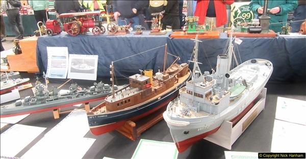 2018-01-21 London Model Engineering Exhibition, Alexandra Palace, London.  (125)125