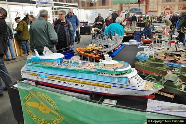 2018-01-21 London Model Engineering Exhibition, Alexandra Palace, London.  (126)126