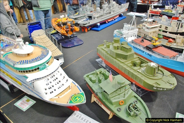 2018-01-21 London Model Engineering Exhibition, Alexandra Palace, London.  (129)129