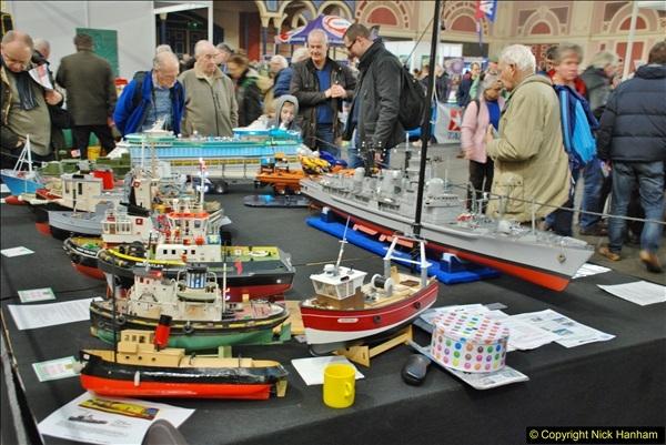 2018-01-21 London Model Engineering Exhibition, Alexandra Palace, London.  (131)131