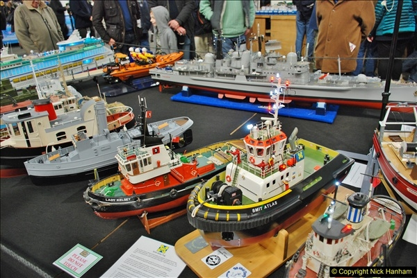 2018-01-21 London Model Engineering Exhibition, Alexandra Palace, London.  (132)132