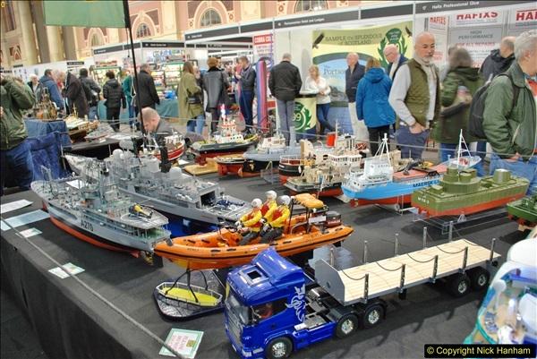 2018-01-21 London Model Engineering Exhibition, Alexandra Palace, London.  (133)133