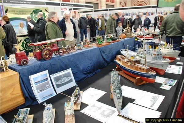 2018-01-21 London Model Engineering Exhibition, Alexandra Palace, London.  (134)134