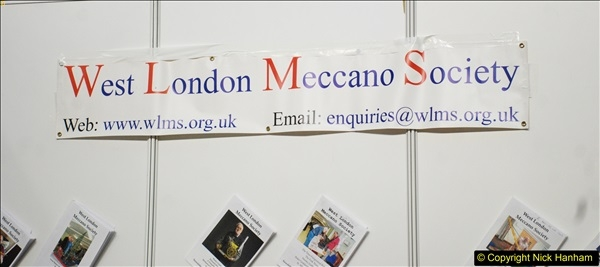 2018-01-21 London Model Engineering Exhibition, Alexandra Palace, London.  (135)135