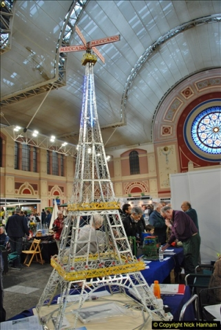 2018-01-21 London Model Engineering Exhibition, Alexandra Palace, London.  (136)136