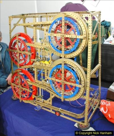 2018-01-21 London Model Engineering Exhibition, Alexandra Palace, London.  (140)140