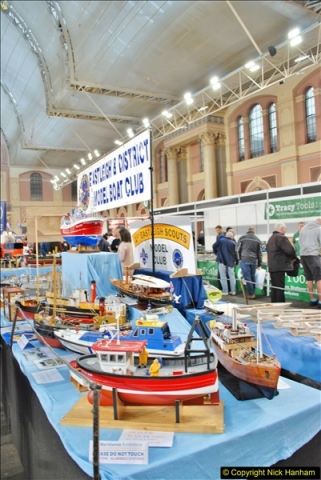 2018-01-21 London Model Engineering Exhibition, Alexandra Palace, London.  (143)143