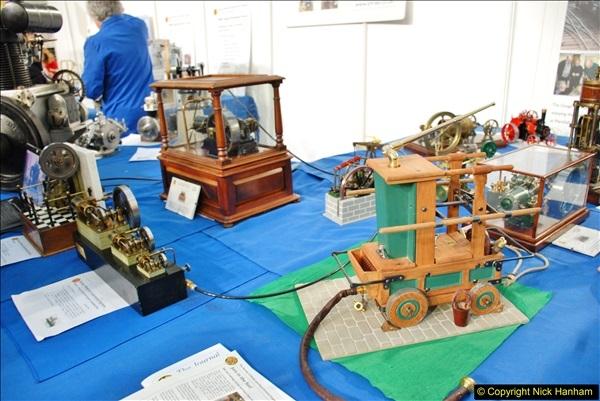 2018-01-21 London Model Engineering Exhibition, Alexandra Palace, London.  (147)147