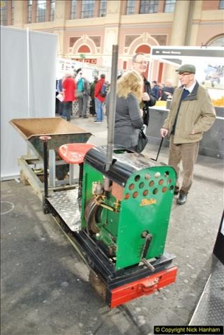 2018-01-21 London Model Engineering Exhibition, Alexandra Palace, London.  (149)149