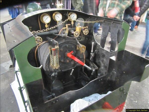 2018-01-21 London Model Engineering Exhibition, Alexandra Palace, London.  (154)154
