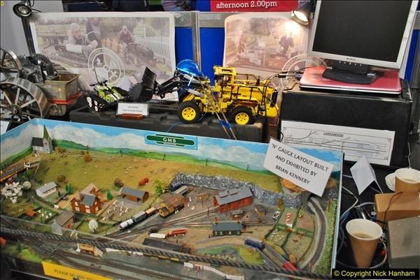 2018-01-21 London Model Engineering Exhibition, Alexandra Palace, London.  (155)155