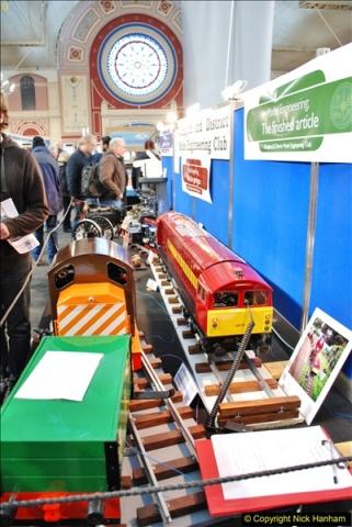 2018-01-21 London Model Engineering Exhibition, Alexandra Palace, London.  (157)157