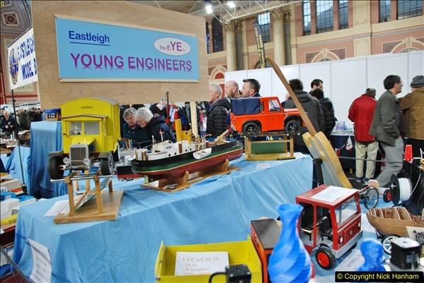 2018-01-21 London Model Engineering Exhibition, Alexandra Palace, London.  (161)161